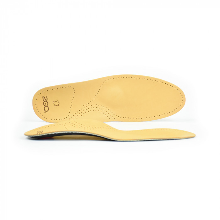 Orthopedic Insoles Supporting The Entire Foot
