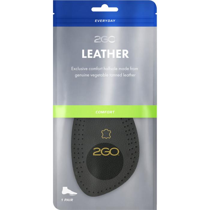 Leather Halfsole For High Heels