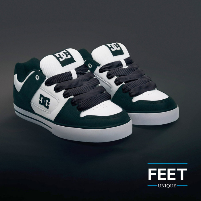 Super wide black shoelaces